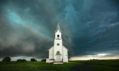 Short Creek, ND 2018 Church
