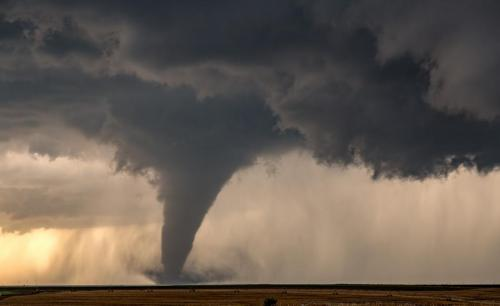 Dodge City Stovepipe Tornado