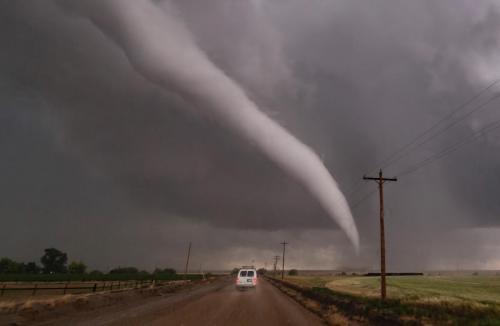 ETT Chases Roggen, Colorado Tornado