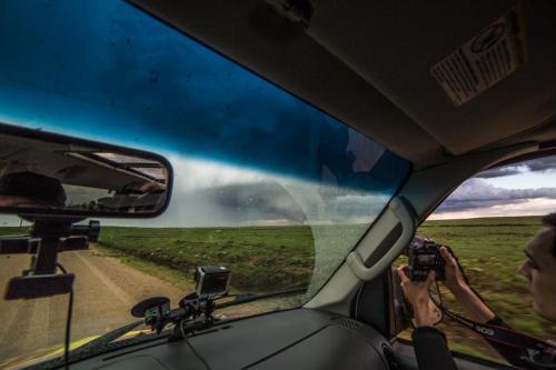 Eads, Colorado Tornado 2015