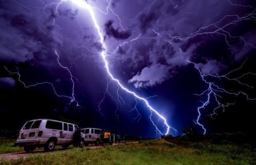 ETT Tour Van Lightning