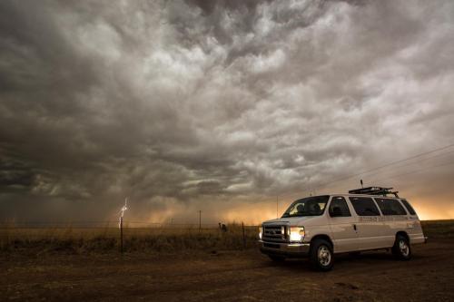ETT Tour Van and Storm